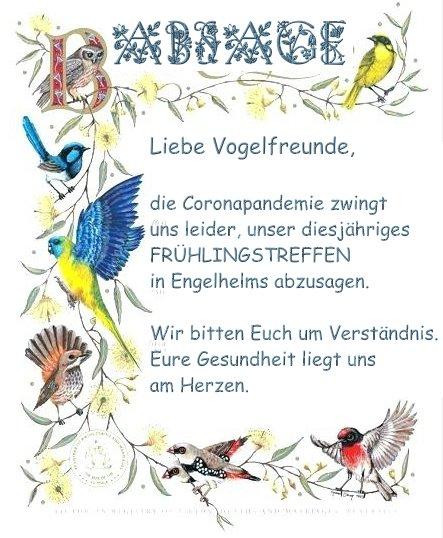 LV15 - Frühjahrstreffen 2021 @ Willi-Müller-Haus